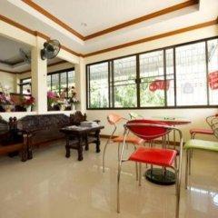 Отель Baan Palad Mansion гостиничный бар