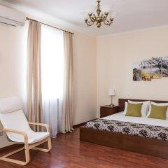 Апарт Отель Холидэй 3* Коттедж разные типы кроватей фото 14