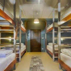 Hom Hostel & Cooking Club Кровать в общем номере фото 12