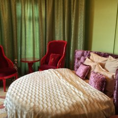 Гостиница Вилла Марибэль комната для гостей фото 4