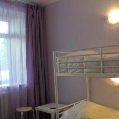Хостел Кукуруза Кровать в общем номере двухъярусные кровати фото 4