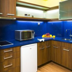 Отель Suites Gran Via 44 Apartahotel 4* Люкс с различными типами кроватей фото 6