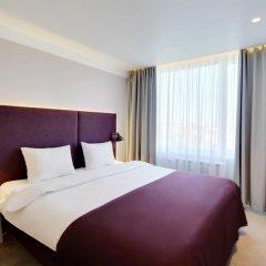 AZIMUT Отель Санкт-Петербург 4* Номер SMART Сингл с двуспальной кроватью