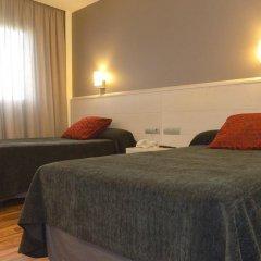 Hotel Táctica 4* Стандартный номер с различными типами кроватей фото 17