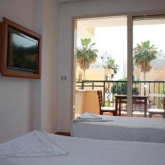 Sebnem Apart & Studios Турция, Мармарис - 1 отзыв об отеле, цены и фото номеров - забронировать отель Sebnem Apart & Studios онлайн балкон фото 3