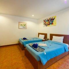 Inn Patong Hotel Phuket 3* Семейный номер Делюкс с двуспальной кроватью фото 2