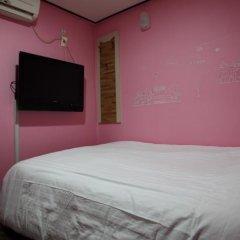 Отель Backpacker Mr. Sea Insadong Южная Корея, Сеул - отзывы, цены и фото номеров - забронировать отель Backpacker Mr. Sea Insadong онлайн комната для гостей фото 4