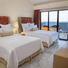 Отель Fiesta Americana Cancun Villas 3* Номер Делюкс с разными типами кроватей фото 2