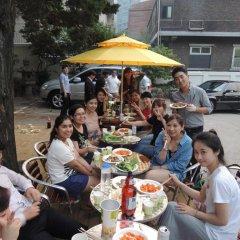 Отель 24 Guesthouse Namsan Garden Сеул питание фото 2