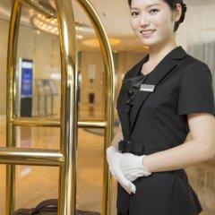 Отель Hangzhou Hua Chen International 4* Представительский номер с 2 отдельными кроватями фото 8