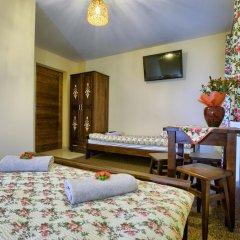 Отель Apartamenty i Pokoje w Willi na Ubocy Номер Делюкс фото 10