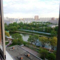 Гостиница 7X7 балкон