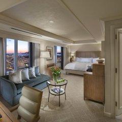 Отель Loews Regency San Francisco 5* Улучшенный номер с различными типами кроватей фото 9