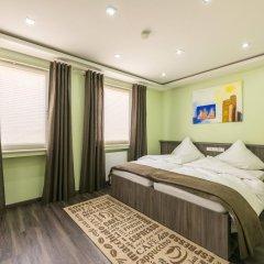 Отель Bürgerhofhotel 3* Стандартный номер с двуспальной кроватью фото 16