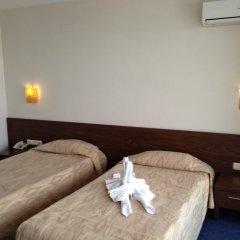 Отель Glarus Beach Стандартный номер с различными типами кроватей фото 3
