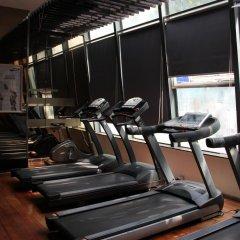 Rayfont Hotel South Bund Shanghai фитнесс-зал