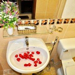 Nguyen Khang Hotel 2* Улучшенный номер с различными типами кроватей фото 3