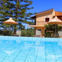 Отель Villa Medusa бассейн фото 3