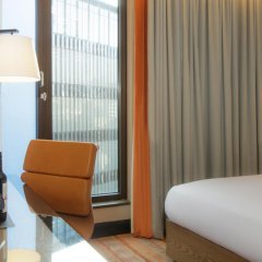 Отель Hilton London Tower Bridge 4* Номер Делюкс с 2 отдельными кроватями фото 6