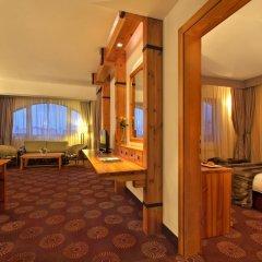 Отель Kempinski Hotel Grand Arena Болгария, Банско - 2 отзыва об отеле, цены и фото номеров - забронировать отель Kempinski Hotel Grand Arena онлайн ванная фото 2