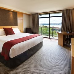 Millennium Hotel Rotorua 4* Улучшенный номер с различными типами кроватей фото 5
