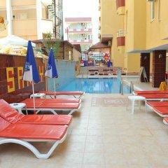 Best House Apart 1 Турция, Аланья - отзывы, цены и фото номеров - забронировать отель Best House Apart 1 онлайн бассейн