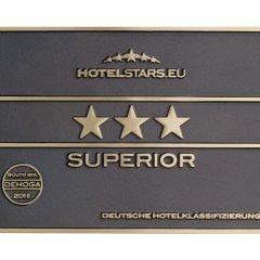 Отель FIVE Германия, Нюрнберг - отзывы, цены и фото номеров - забронировать отель FIVE онлайн интерьер отеля фото 2