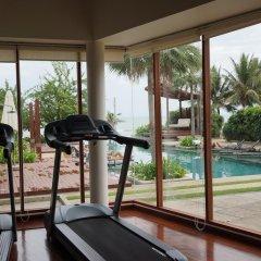 Отель Pranaluxe Pool Villa Holiday Home фитнесс-зал фото 3