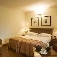 Отель Starhotels Metropole 4* Стандартный номер с различными типами кроватей фото 5