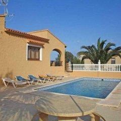 Отель Calpe Villas Privadas con Piscina 3000 бассейн фото 2