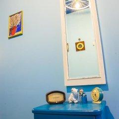Мини-отель Pro100Piter Семейный номер Эконом с разными типами кроватей (общая ванная комната) фото 5