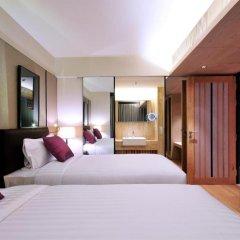 Отель Arcadia Suites Bangkok 4* Улучшенный люкс фото 2