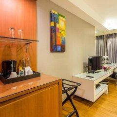 Nova Platinum Hotel 4* Улучшенный номер с различными типами кроватей фото 5
