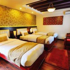 Отель Mandala Boutique Hotel Непал, Катманду - отзывы, цены и фото номеров - забронировать отель Mandala Boutique Hotel онлайн комната для гостей фото 2