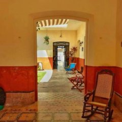 Отель Hostal La Ermita Кровать в общем номере с двухъярусной кроватью фото 7
