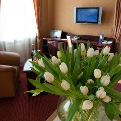 Гостиница Максима Заря 3* Полулюкс с различными типами кроватей фото 6