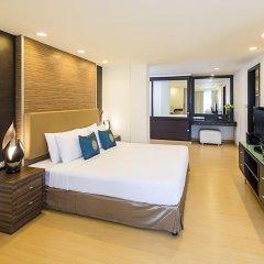 Отель Aspen Suites 4* Представительский номер