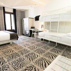 Отель Petit Palace Savoy Alfonso XII 4* Апартаменты Люкс разные типы кроватей фото 5