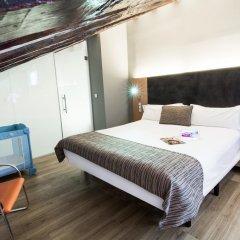 Отель Petit Palace Plaza del Carmen 4* Стандартный номер с различными типами кроватей фото 27