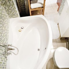 Отель Hungarian Souvenir Венгрия, Будапешт - отзывы, цены и фото номеров - забронировать отель Hungarian Souvenir онлайн ванная