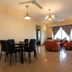 Отель Supun Arcade Residency 3* Апартаменты с различными типами кроватей фото 2