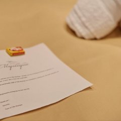Отель Villa Mystique 4* Номер категории Эконом с различными типами кроватей фото 8