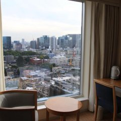 Отель Shinagawa Prince 4* Стандартный номер фото 21