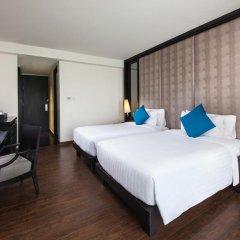 Mövenpick Hotel Sukhumvit 15 Bangkok 4* Улучшенный номер с 2 отдельными кроватями фото 2