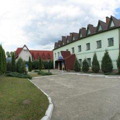 Гостиница Morozko парковка