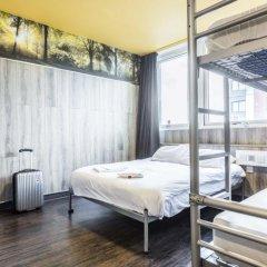 Euro Hostel Glasgow Стандартный номер с двуспальной кроватью