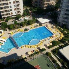 Отель Alanya Penthouse бассейн