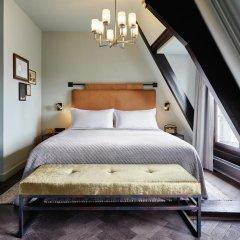 Отель The Hoxton, Amsterdam 4* Стандартный номер с двуспальной кроватью