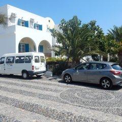 Отель Petra Nera парковка