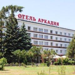 Апартаменты Arcadia Apartment Genuezskaya Улучшенный номер разные типы кроватей фото 3